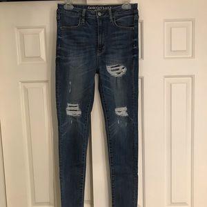 AE Highrise Skinny Jean